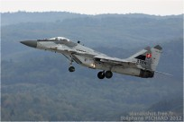 tn#6281 MiG-29 3709 Slovaquie - air force