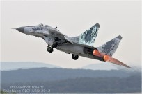 tn#6286 MiG-29 0921 Slovaquie - air force