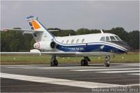 tn#6322 Falcon 20 252 France - DGA