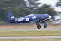 tn#6335 Sea Fury WH589 France