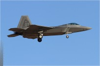 #6544 F-22 06-4111 USA - air force