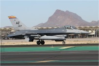 tn#6564 F-16 89-2117 USA - air force