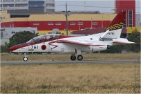 #6853 T-4 86-5761 Japon - air force