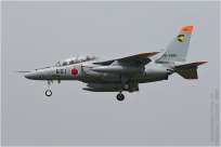 #6892 T-4 16-5661 Japon - air force