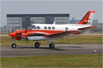 tn#6898 King Air 6830 Japon - navy