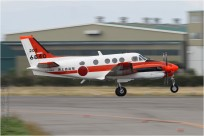 tn#6899 King Air 6839 Japon - navy
