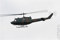 tn#6903 Bell 205 41920 Japon - army