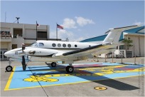 #6996 King Air 163554 USA - navy