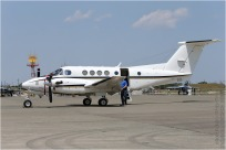 tn#6997 King Air 163562 USA - navy