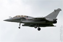 tn#7011 Rafale 319 France - air force