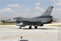 #7085 F-16 07-1007 Turquie - air force