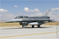 #7098 F-16 07-1026 Turquie - air force