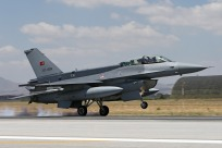 #7099 F-16 07-1026 Turquie - air force