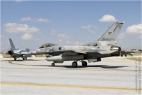 tn#7102 F-16 3037 Emirats Arabes Unis - air force