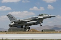 #7107 F-16 3066 Emirats Arabes Unis - air force