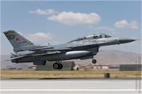 #7119 F-16 94-0109 Turquie - air force