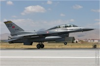 #7125 F-16 93-0691 Turquie - air force