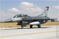 #7128 F-16 93-0696 Turquie - air force