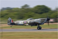 #7246 Spitfire TE311 Royaume-Uni - air force