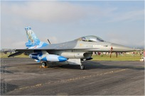 tn#7281 F-16 FA-110 Belgique - air force