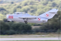 #7304 MiG-15 006 red Pologne