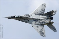 #7307 MiG-29 0921 Slovaquie - air force
