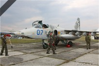 tn#7314-Su-25-07 blue-Ukraine - air force