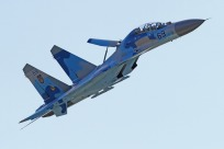 tn#7317-Su-27-69 Blue-Ukraine-air-force