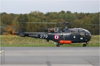 tn#7336-Alouette III-279-France - navy
