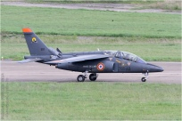 tn#7408 Alphajet E51 France - air force