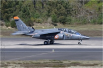 tn#7416 Alphajet E89 France - air force
