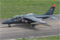 tn#7419 Alphajet E87 France - air force
