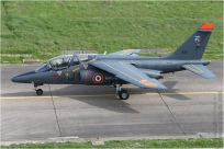 tn#7432 Alphajet E31 France - air force