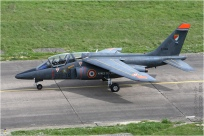 tn#7437 Alphajet E104 France - air force