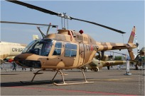 #7503 Bell 206 18 Maroc - air force