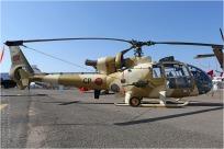 tn#7521-Gazelle-1946-Maroc - air force