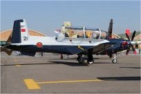 tn#7534-Texan 2-21-Maroc-air-force