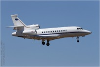 tn#7542-Falcon 900-MM62245-Italie - air force