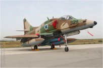 tn#7558-A-4-329-Israel - air force