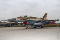#7591 F-16 027 Israel - air force