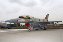 #7593 F-16 201 Israel - air force