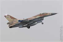 #7594 F-16 329 Israel - air force