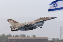 #7598 F-16 367 Israel - air force