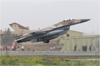 #7599 F-16 371 Israel - air force