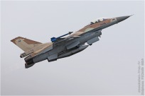 #7600 F-16 373 Israel - air force