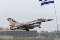 #7601 F-16 374 Israel - air force