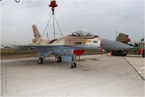 #7603 F-16 318 Israel - air force