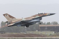 #7604 F-16 386 Israel - air force
