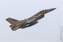 #7605 F-16 389 Israel - air force