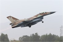 #7607 F-16 392 Israel - air force